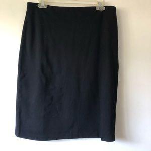 Philosophy 2 pencil skirts size 10 black gray
